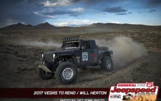 2017 Vegas to Reno Will Heaton