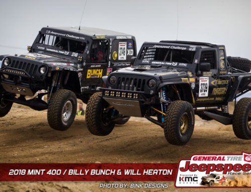 The 2018 Mint 400 in Las Vegas, Nevada