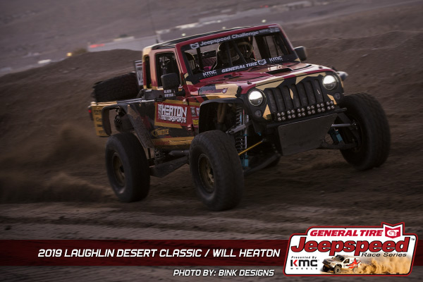 2019 Laughlin Desert Classic Will Heaton
