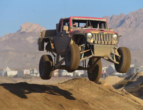 Build Biology S2 E36: The Wild JeepSpeed 3700 Race Truck