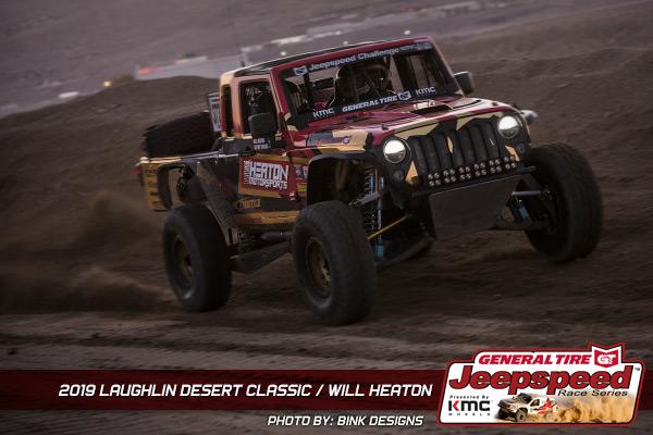 2019 Laughlin Desert Classic Will Heaton