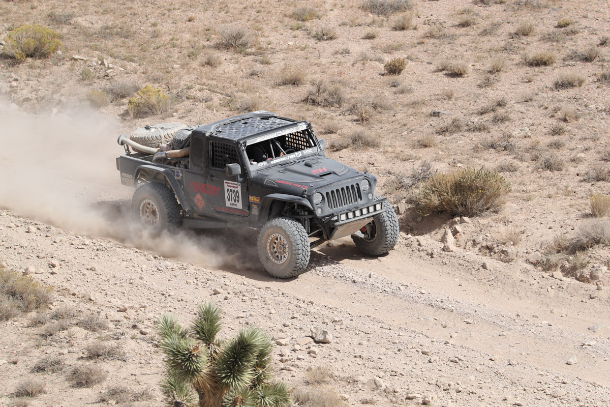 The Dirt by 4WP: A Jeep JK Built for Serious Speed